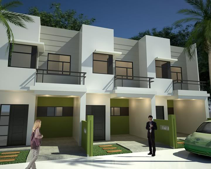 Karl 39 s town 2 diamondcrest for Modern townhouse design